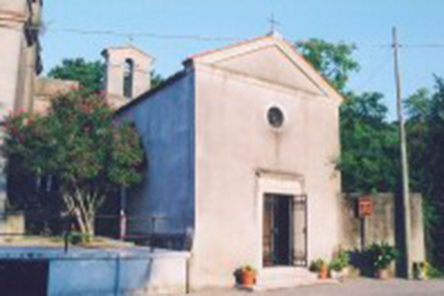 Oratory of S. Antonio Abate and S. Lazzaro